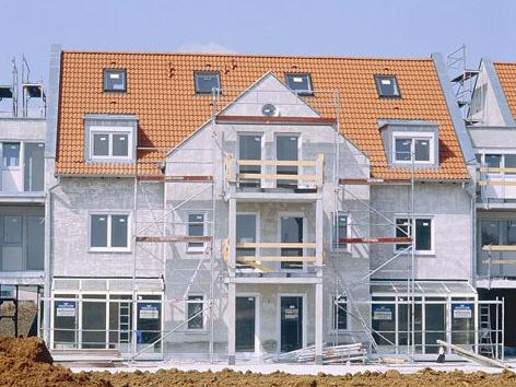 Fotos Sanierung Fassade 05 Bau Firma Linz Oberösterreich
