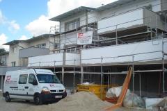 Fotos Sanierung Fassade 07 Bau Firma Linz Oberösterreich